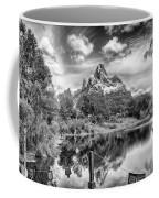 The Everest Roller Coaster Coffee Mug