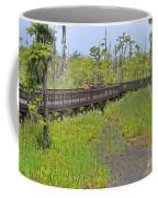 The Everglades Of Texas Coffee Mug