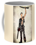 The Evil Dead - Bruce Campbell Coffee Mug