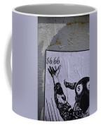 The Evil Means  Coffee Mug
