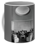 The Executive Lounge At The Ford Exposition Coffee Mug