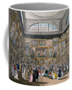 The Exhibition Room At Somerset House Coffee Mug