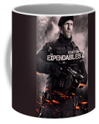 The Expendables 2 Statham Coffee Mug