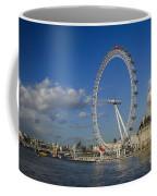 The Eye In London Coffee Mug
