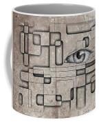 The Eye Of Big Brother Coffee Mug