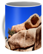 The Eye Of Joshua Tree By Diana Sainz Coffee Mug