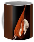 The Eye Of Lower Antelope Canyon Coffee Mug