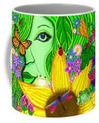 The Eye Of Mother Nature Coffee Mug