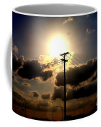 The Eye Of The Evening Sun Coffee Mug