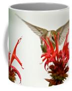 The Eye Of The Hummingbird Coffee Mug