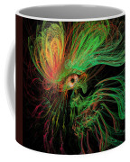 The Eye Of The Medusa Coffee Mug