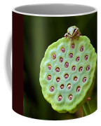 The Eyes Have It Coffee Mug by Jean Noren