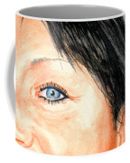The Eyes Have It - Tami Coffee Mug