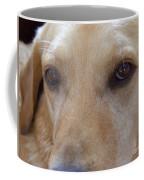 The Eyes Say It All Coffee Mug