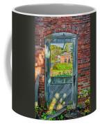 The Factory Door Coffee Mug