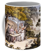 The Fair Penitent, From Ackermanns Coffee Mug by English School