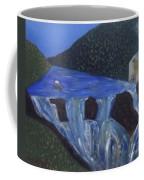 The Falls Of Cenarth Coffee Mug