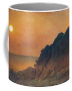 The False Lovers' Rock At Sunset Coffee Mug