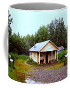 The Famous Cabin Of Fannie Quigley Coffee Mug