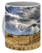 The Farm In The Summer Coffee Mug