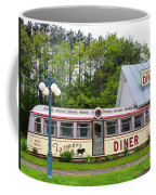The Farmers Diner In Color Coffee Mug