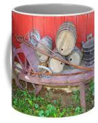 The Farmer's Old Wheelbarrow Coffee Mug