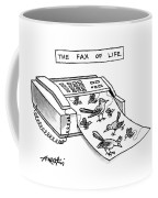 The Fax Of Life Coffee Mug