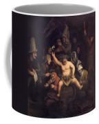 The Feast Of Bacchus, 1654 Coffee Mug