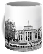 The Federal Reserve  Coffee Mug by Olivier Le Queinec