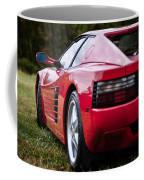 The Ferrari 512 Coffee Mug