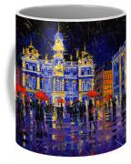 The Festival Of Lights In Lyon France Coffee Mug