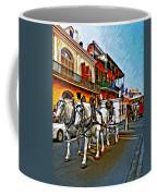 The Final Ride Painted Coffee Mug