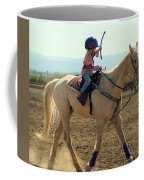 The Final Stretch Coffee Mug