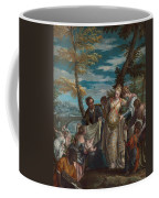 The Finding Of Moses Coffee Mug