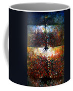 The Fire Of Forest-the Fire Of Heart Coffee Mug
