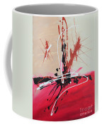 The Fire Within Coming Out Coffee Mug