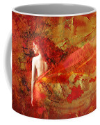 The Fire Within Coffee Mug by Jacky Gerritsen