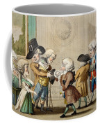The First Approach, C.1790 Coffee Mug