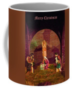 The First Christmas - Greeting Card Coffee Mug