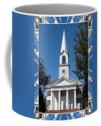 The First Church Of Evans In New York State Coffee Mug