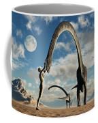 The First Man, Adam, Greeting Coffee Mug
