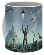 The First Man, Adam, Greets The Return Coffee Mug