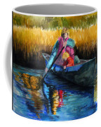 The First Mate Coffee Mug by Lenore Gaudet