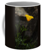 The First Poppy  Coffee Mug