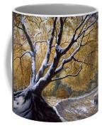 The First Snow Idaho Coffee Mug
