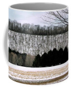 The First Snow New Hope Pa Coffee Mug