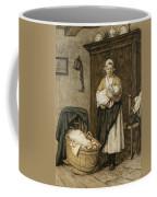 The Firstborn, 1875 Coffee Mug