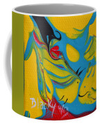 The Fish And The Bird Coffee Mug