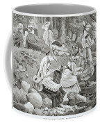 The Fishing Party Coffee Mug by Winslow Homer