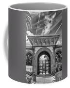 The Flagler College Entrance  Coffee Mug